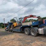 Reprise des travaux du lotissement Lorraine