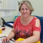 Présentation des employés de notre commune : Sylvie