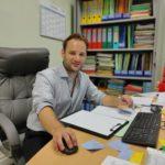 Présentation des employés de la commune : Sébastien