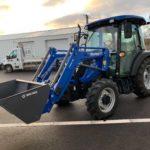 Nouveau tracteur pour les ateliers municipaux