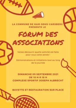 Association Sportive Collège Lycée Affiche